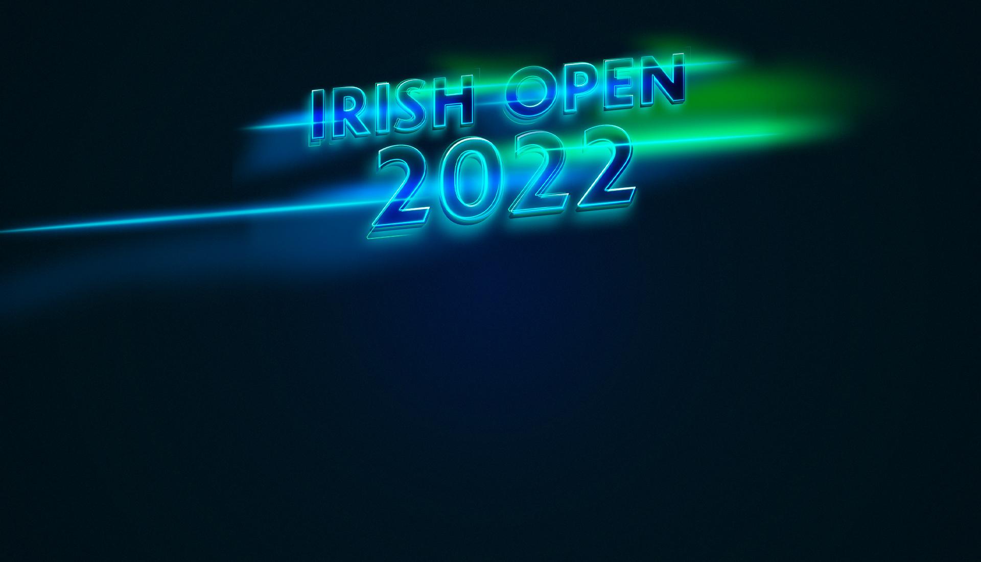 IRISH OPEN 2020